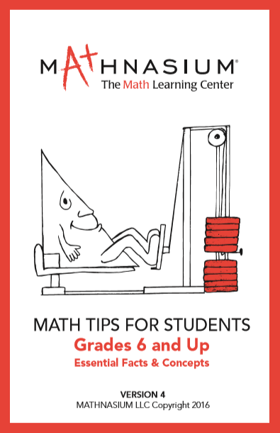 Tips for parents to help you do math with your child and improve their Number Sense.