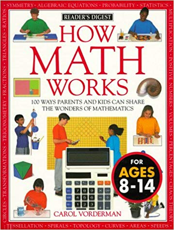 6 great books for ages 12-14 which incorporate math.