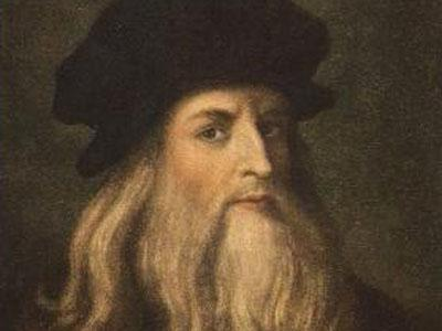 Leonardo da Vinci saw the world in terms of math, a fact reflected in his works of art.