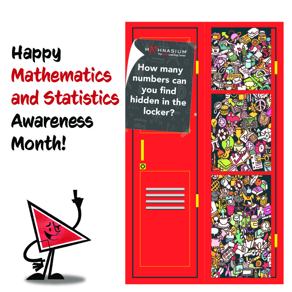 April is Mathematics and Statistics Awareness Month! Find out why this subject is so important it deserves an entire month of celebration