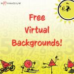 New Mathnasium Virtual Backgrounds!