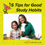 5 Tips to Help Your Child Develop Good Study Habits