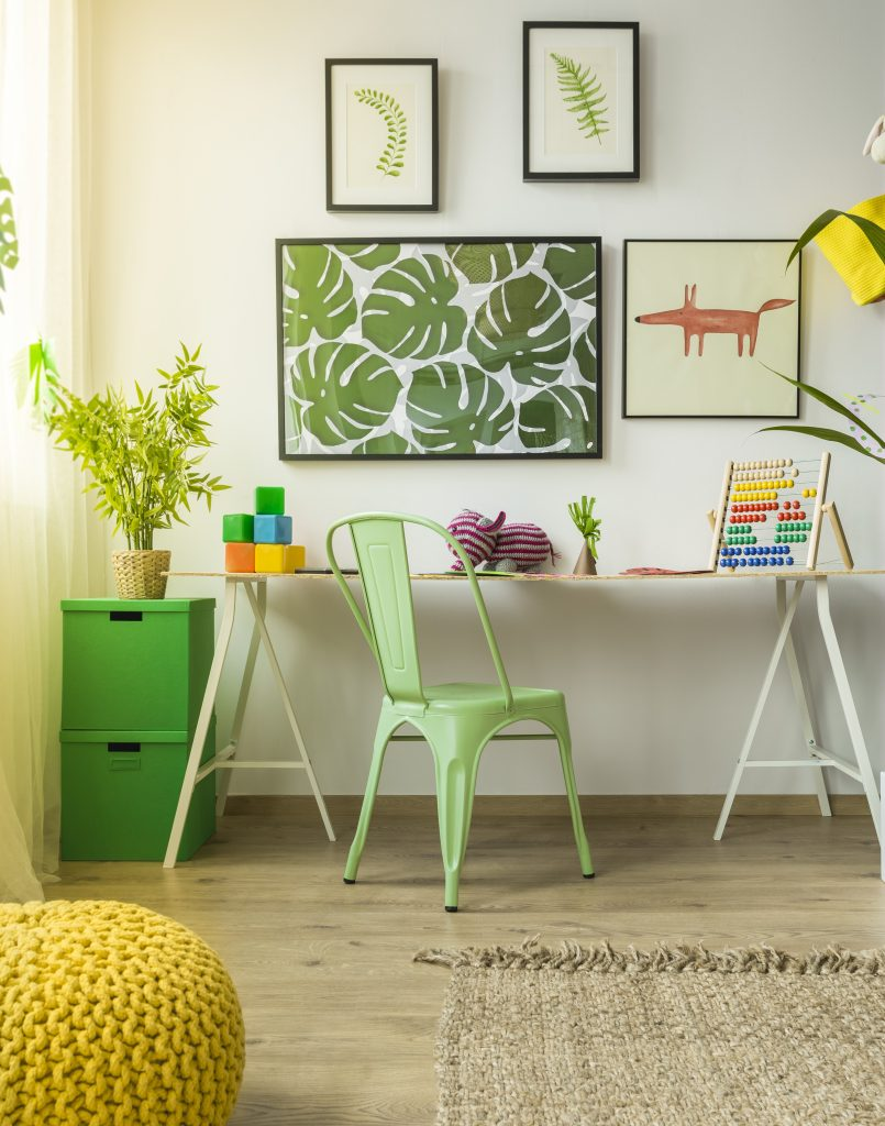 Tip #5: Create a study space that works for your child.